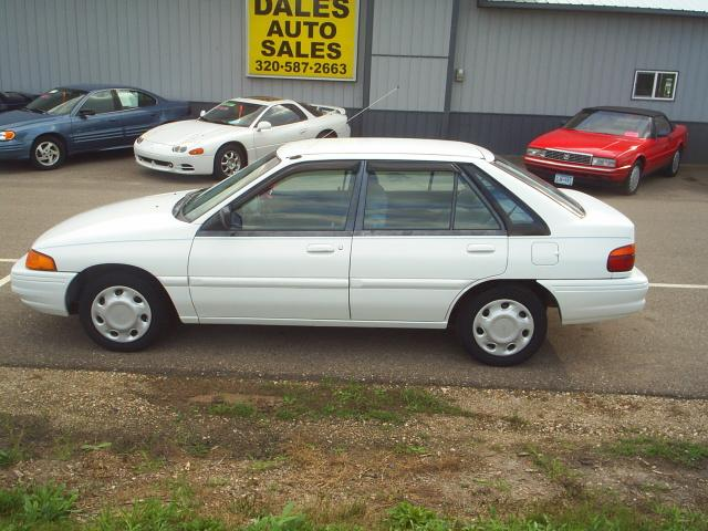 1994 Ford Escort 20641 Highway 7 West Hutchinson Mn