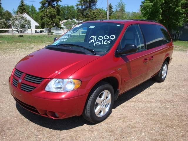 Dodge Grand Caravan 2007. 2007 Dodge Grand Caravan for