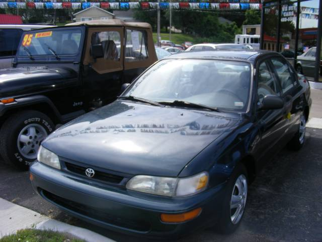 1997 toyota corolla 509 east front street bonner springs. Black Bedroom Furniture Sets. Home Design Ideas