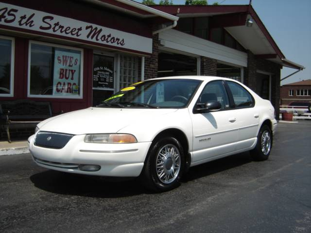 1997 Chrysler Cirrus