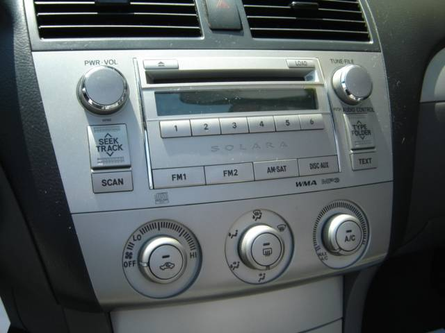 Image 20 of 2008 Toyota Camry Solara…