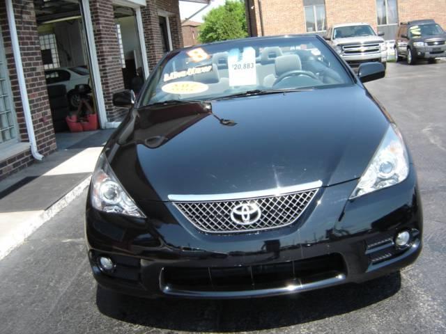 Image 27 of 2008 Toyota Camry Solara…