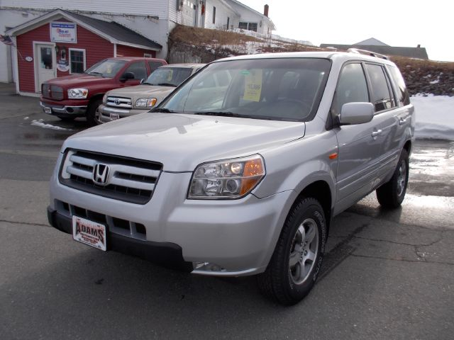 2008 Honda Pilot