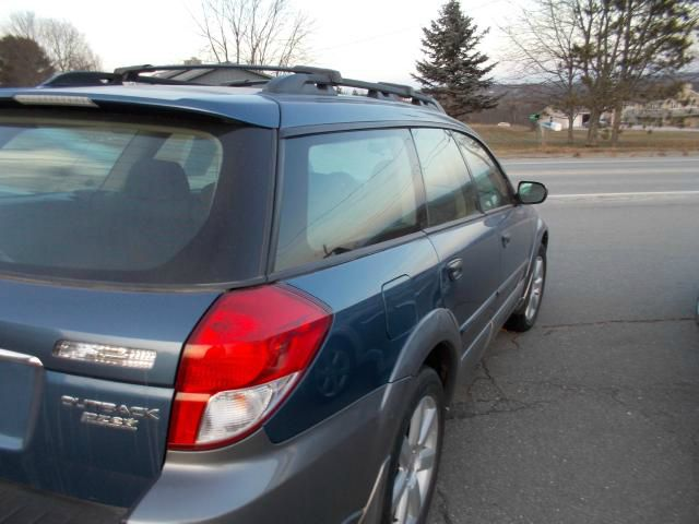 2009 Subaru Outback