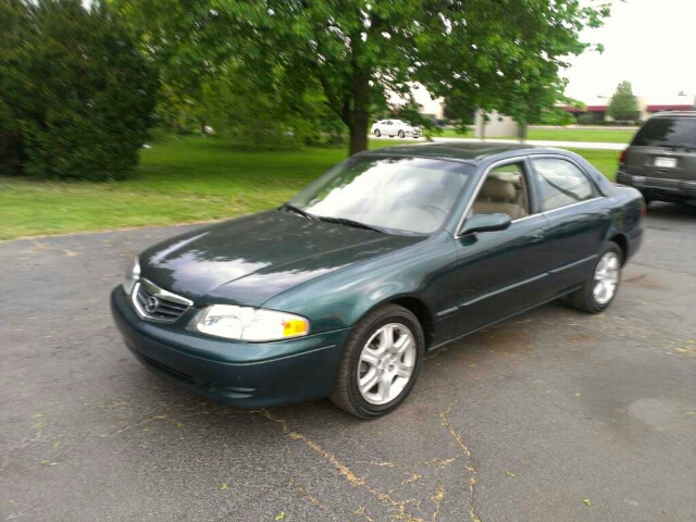2000 Mazda 626