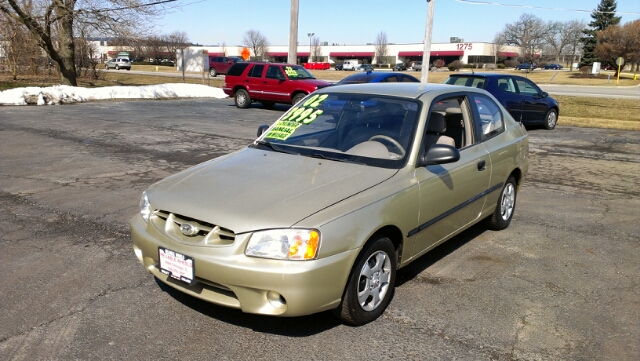 2002 Hyundai Accent