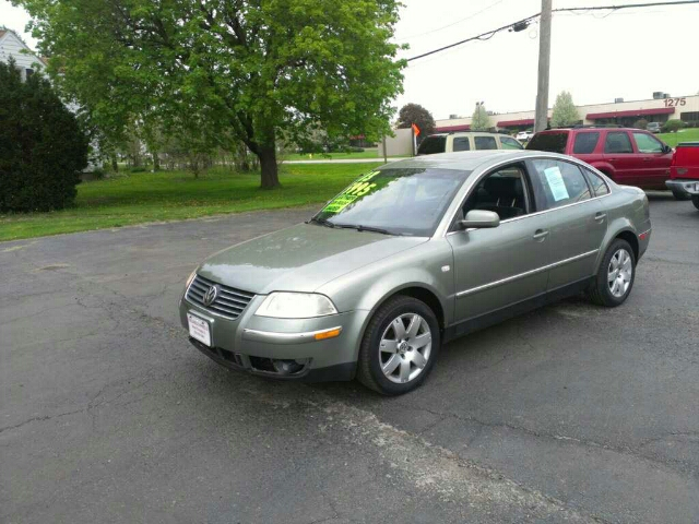 2003 Volkswagen Passat