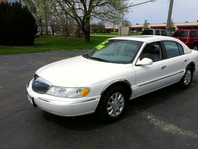 2002 Lincoln Continental