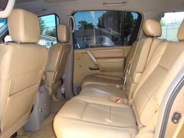 Image 4 of 2004 Nissan Armada SE…