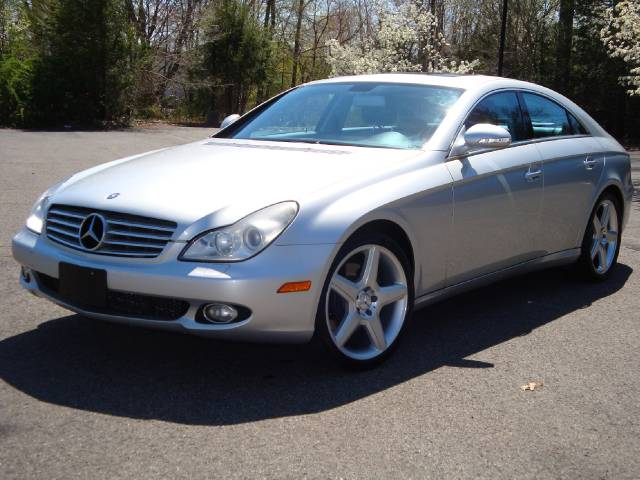 2007 mercedes benz cls class 66 woodbine st bergenfield for Mercedes benz cls550 for sale by owner