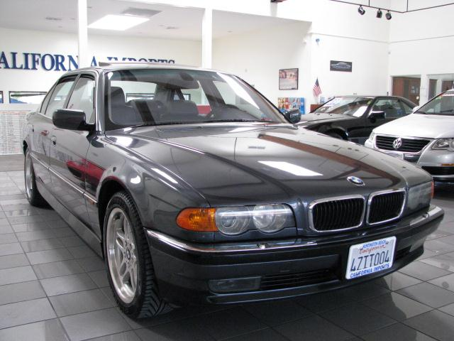 2000 BMW 7 series for sale