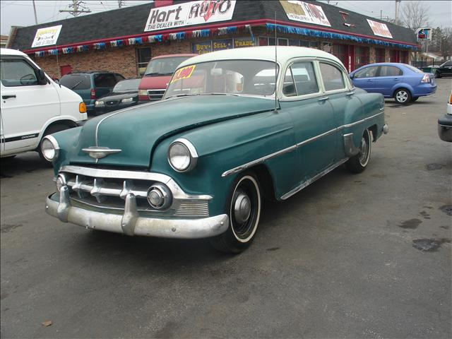 1953 Chevrolet 210 - Cheap Used Cars for sale by Owner