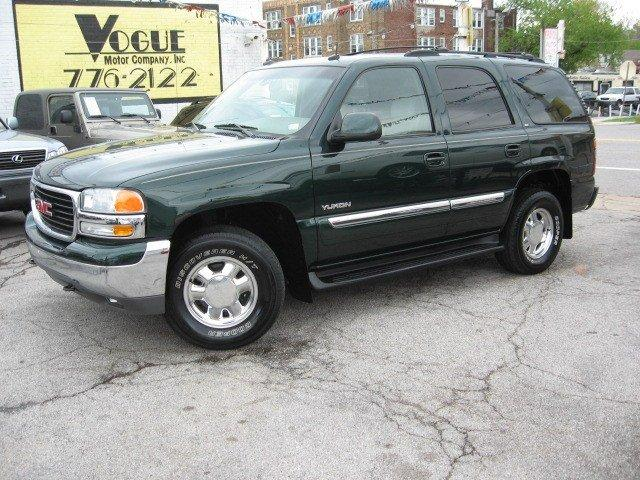 2003 GMC Yukon