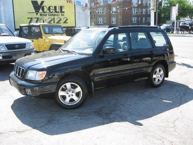 2002 Subaru Forester