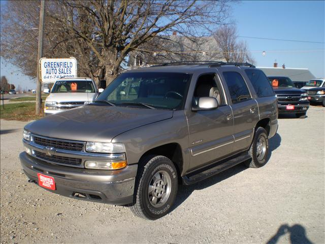 2001 Chevrolet Tahoe