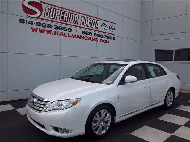 Tothego - 2011 Toyota Avalon_1
