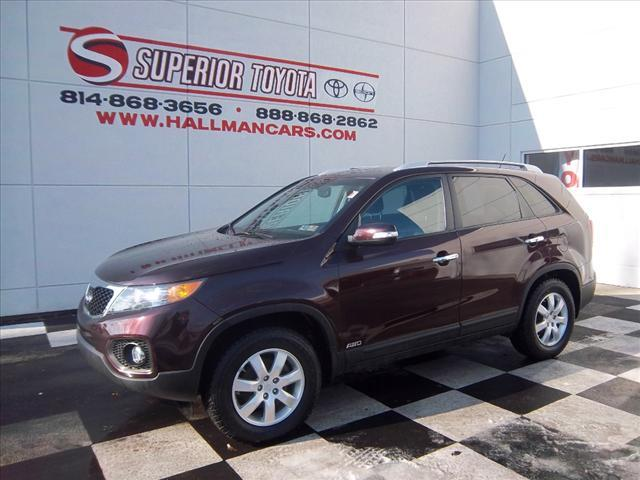 Tothego - 2011 Kia Sorento_1