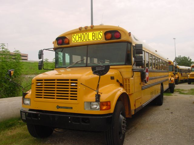 Buses For Sale In Texas