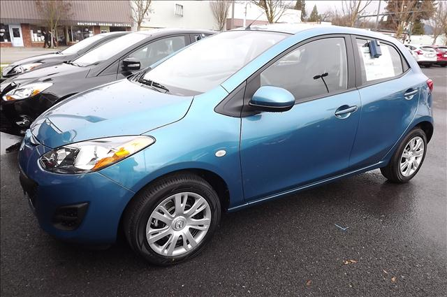 2012 Mazda 2