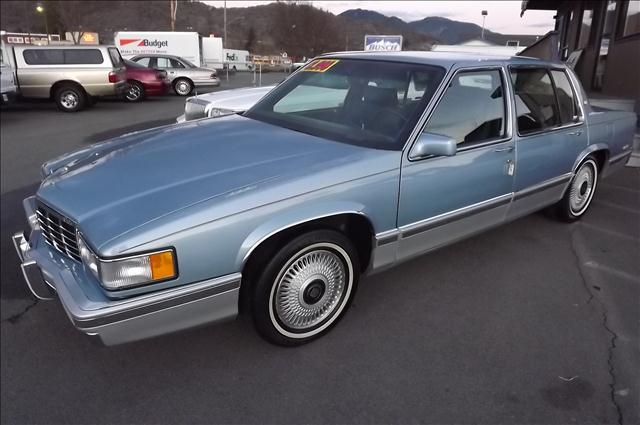 1993 Cadillac Deville