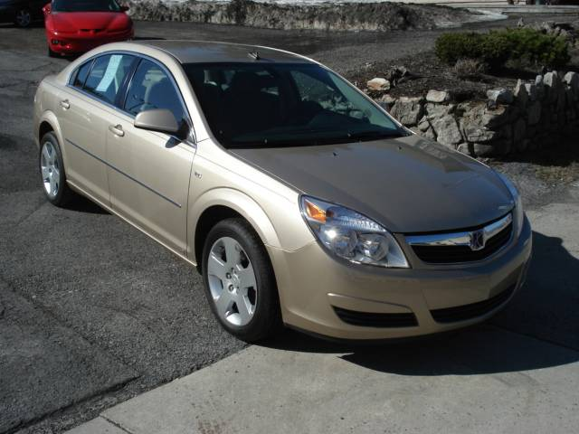 2008 Saturn Aura