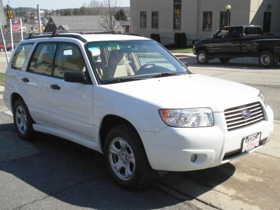 2007 Subaru Forester