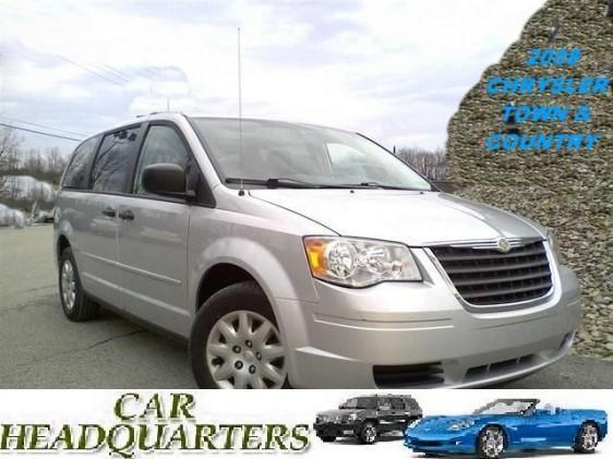 2008 Chrysler Town