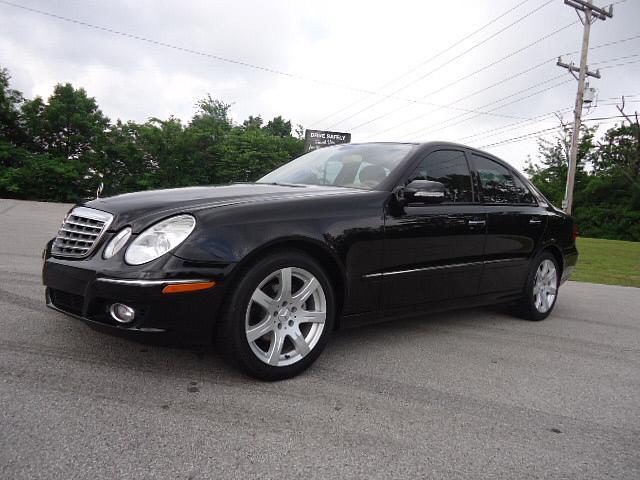 2007 mercedes benz e class 2138 chapman rd chattanooga for Mercedes benz used cars for sale by owner