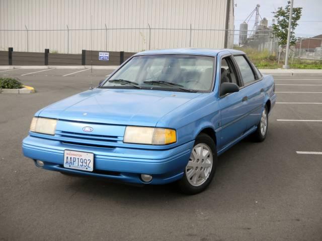 1992 Ford Tempo - 5635 South Tacoma Way Tacoma, WA 98409 ...