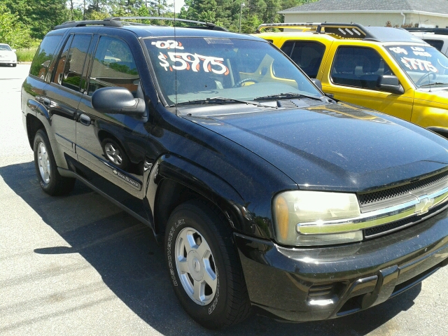 2002 Chevrolet TrailBlazer - Greer, SC