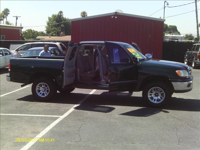 2001 Toyota Tundra SR5 155968 miles, green (Fontana) $6599 ...