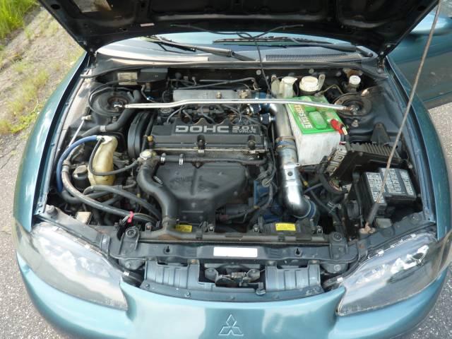 Image 17 of 1999 Mitsubishi Eclipse…
