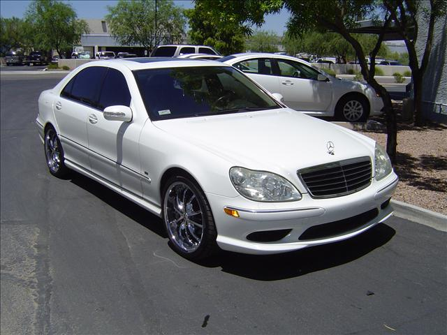 2004 mercedes benz s class 1233 w geneva dr tempe az for Mercedes benz s550 for sale by owner