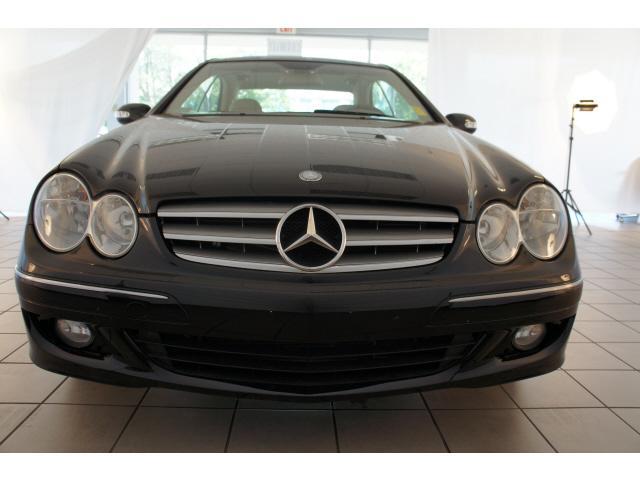 Image 21 of 2007 Mercedes-Benz CLK…