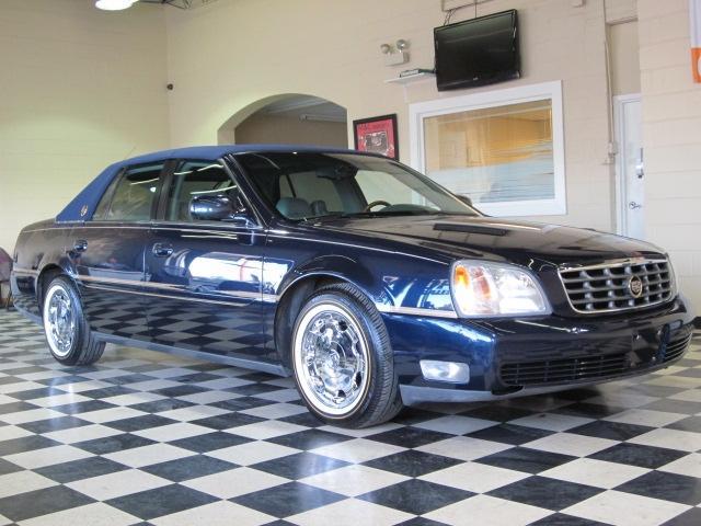 2002 cadillac deville dhs used cars for sale. Black Bedroom Furniture Sets. Home Design Ideas