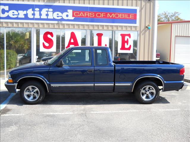 2000 Chevrolet S10 EXTRA CAB - MOBILE AL