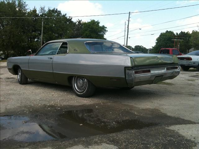 1970 Plymouth Fury 2040 Edgewood Ave N Jacksonville Fl
