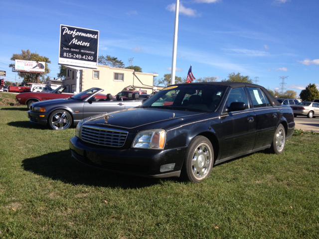 2002 Cadillac Deville Luxury Edition - North Aurora IL