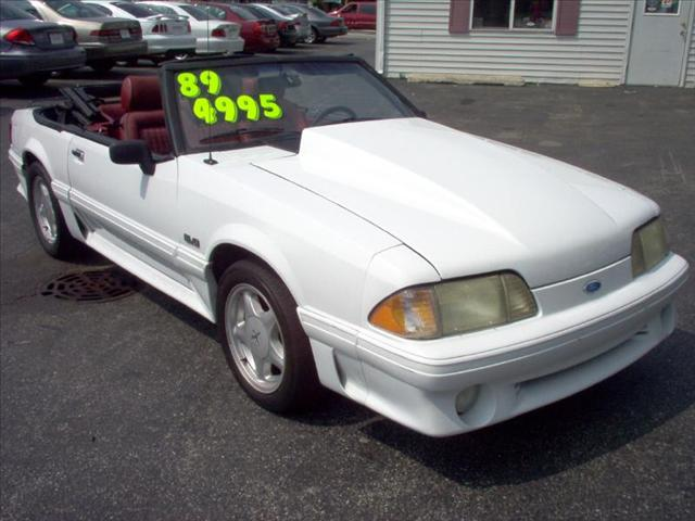 Image 10 of 1989 Ford Mustang ERTIBLE…