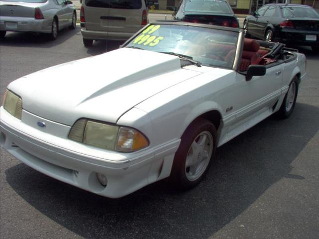Image 11 of 1989 Ford Mustang ERTIBLE…