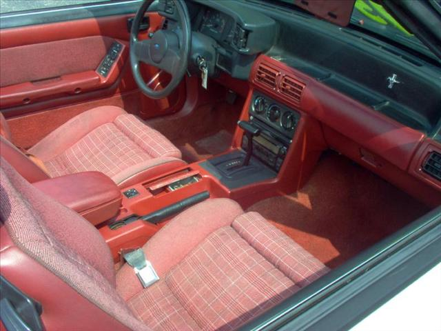 Image 14 of 1989 Ford Mustang ERTIBLE…