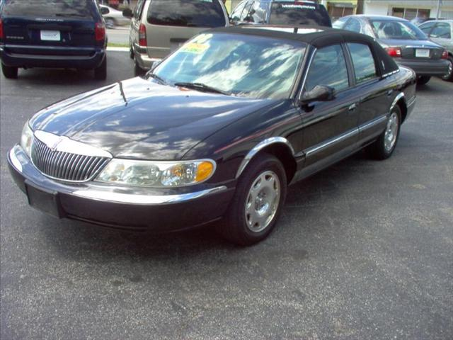 Image 20 of 1998 Lincoln Continental…