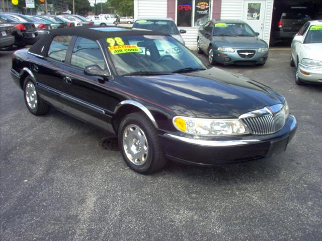 Image 32 of 1998 Lincoln Continental…