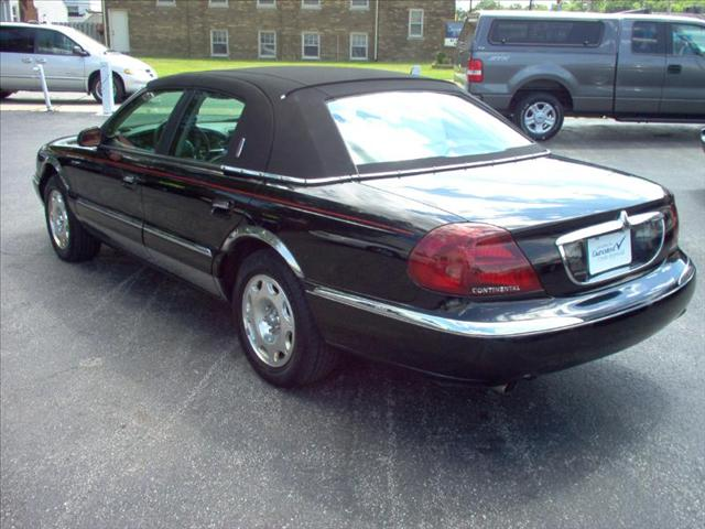 Image 35 of 1998 Lincoln Continental…