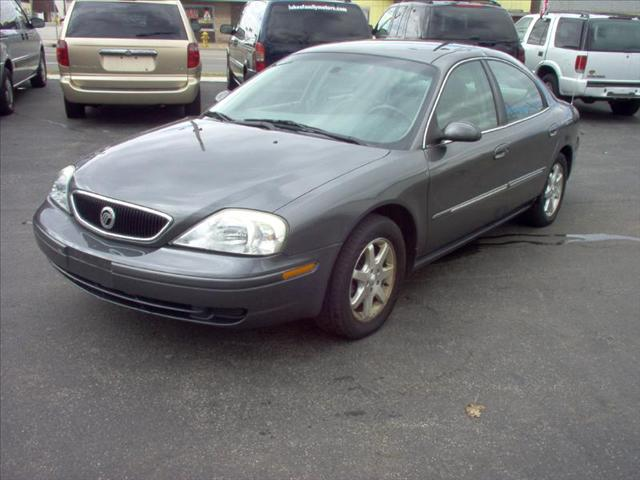 Image 5 of 2002 Mercury Sable GS…