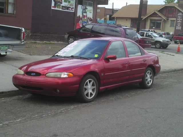 ford contour wireing