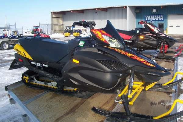 2007 Yamaha Apex RTX with Reverse - ARLINGTON, WI