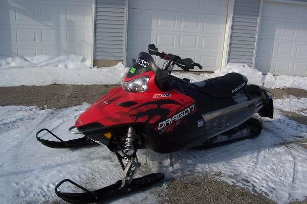 2010 Polaris 800 Dragon IQ - ARLINGTON, WI