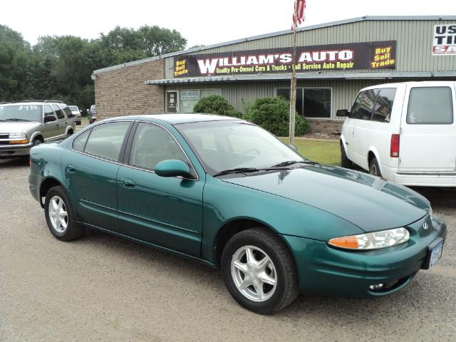 Image 1 Of 99 OLDS ALERO NICE DRIVER