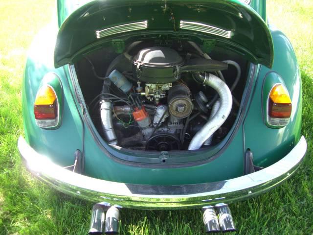 Image 8 of 1970 Volkswagen Beetle…